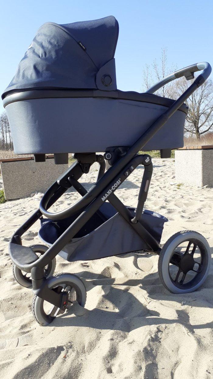 Kosz pod wózek dziecięcy
