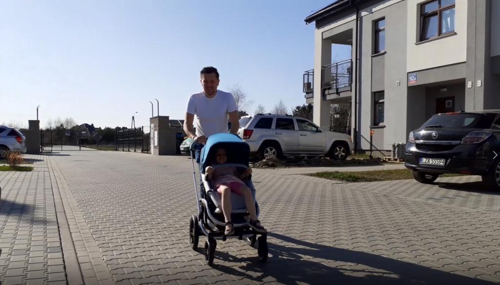 Wózek Quinny VNC – lekkość i niezwykła przyjemność prowadzenia