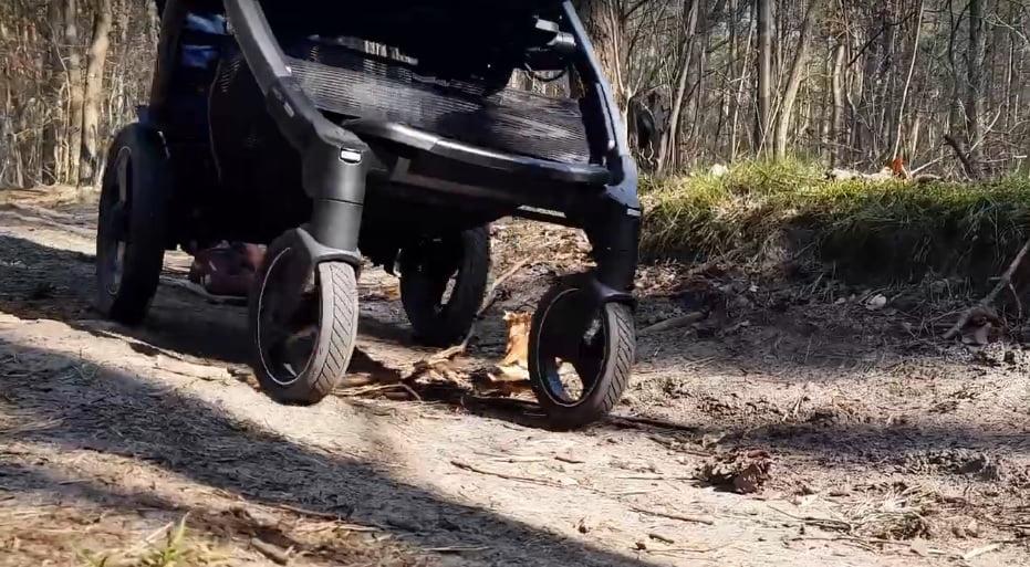 Iza testuje – atuty wózka Peg-Perego Culla Pop-Up!