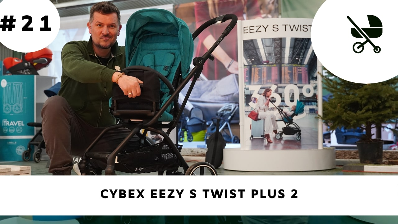 Cybex Eezy S Twist Plus 2