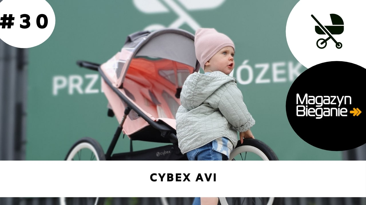 Cybex Avi - wózek biegowy dla dzieci