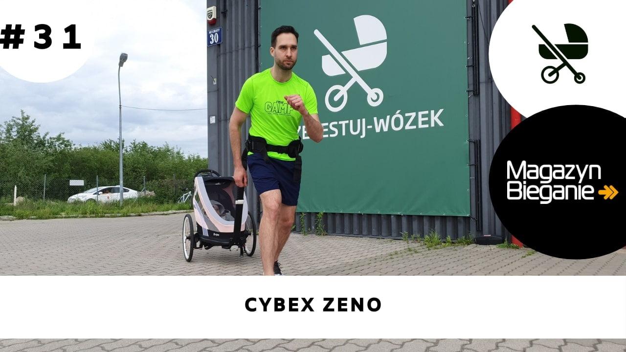 Cybex Zeno należy do wózków 4w1!