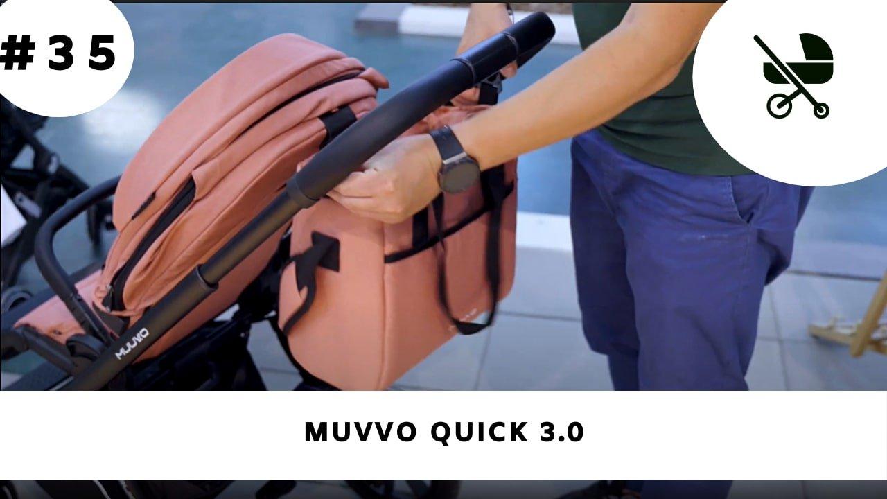 Wózek 2w1 Muuvo Quick 3.0