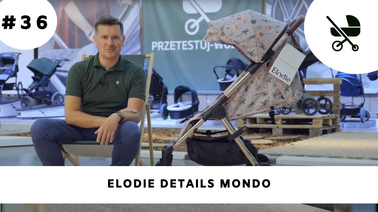 Elodie Details Mondo - lekka spacerówka na wakacyjne podróże!