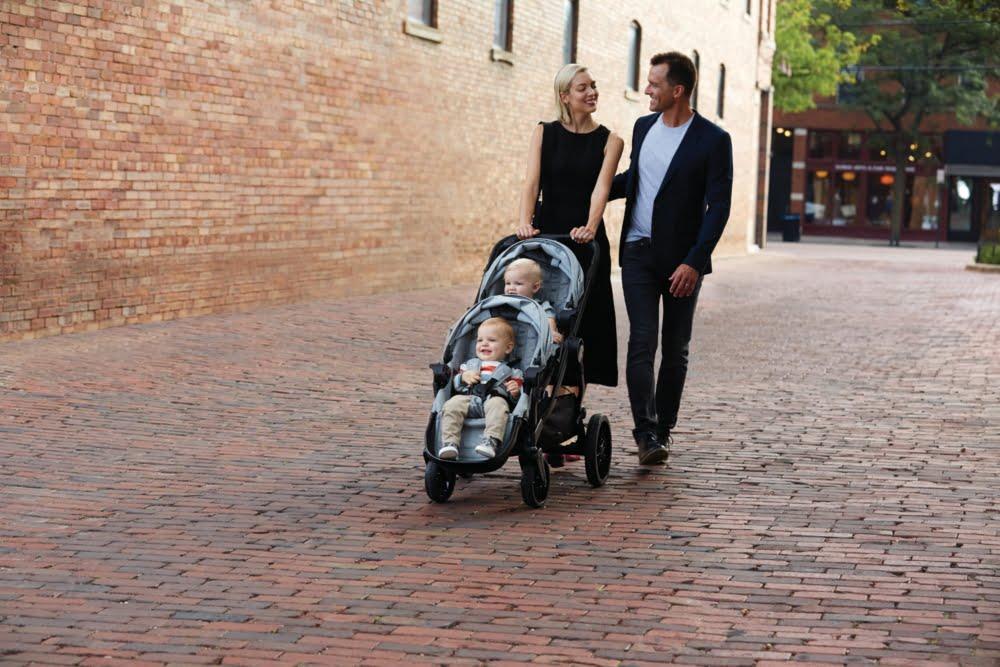 Wózki rok po roku - TOP 5 polecanych wózków dziecięcych