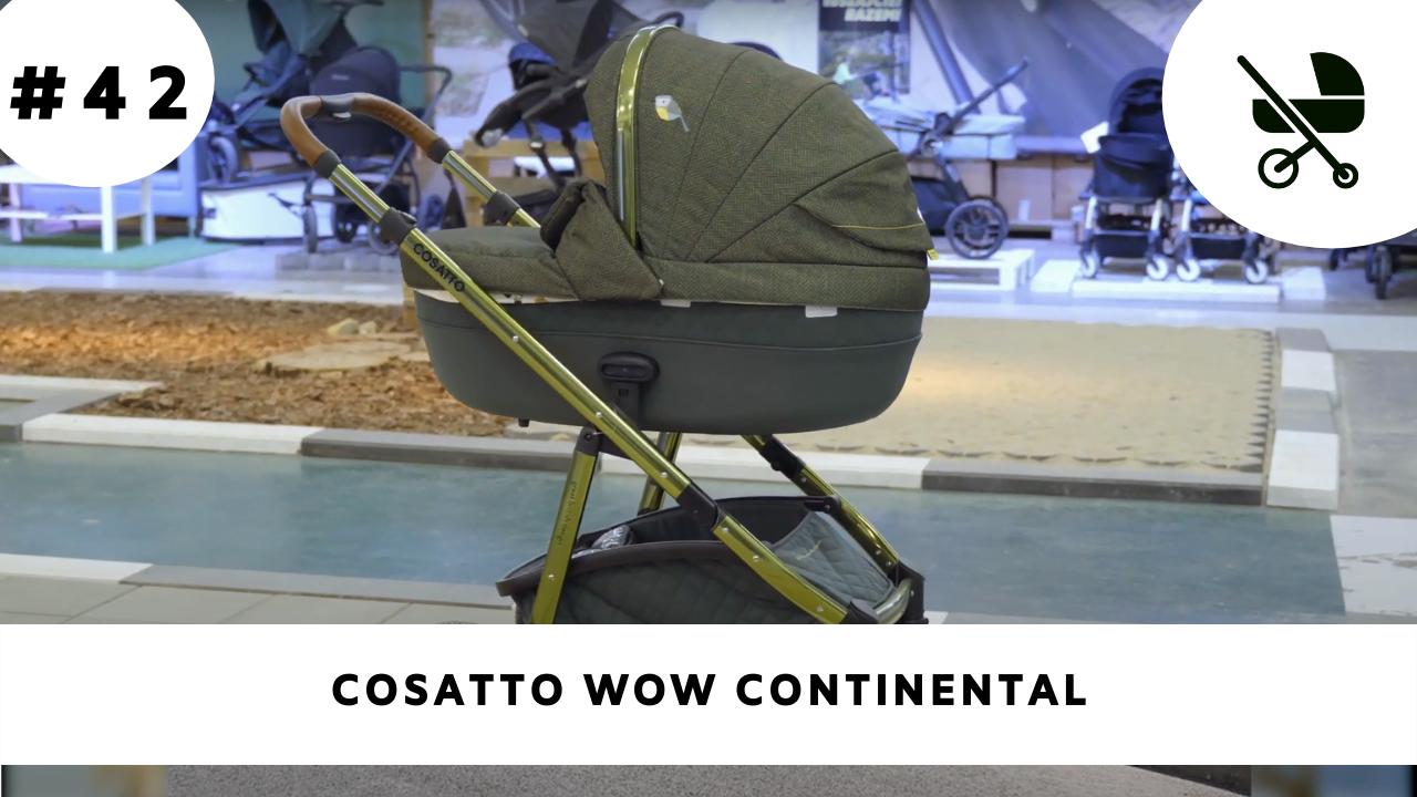Cosatto Wow Continental